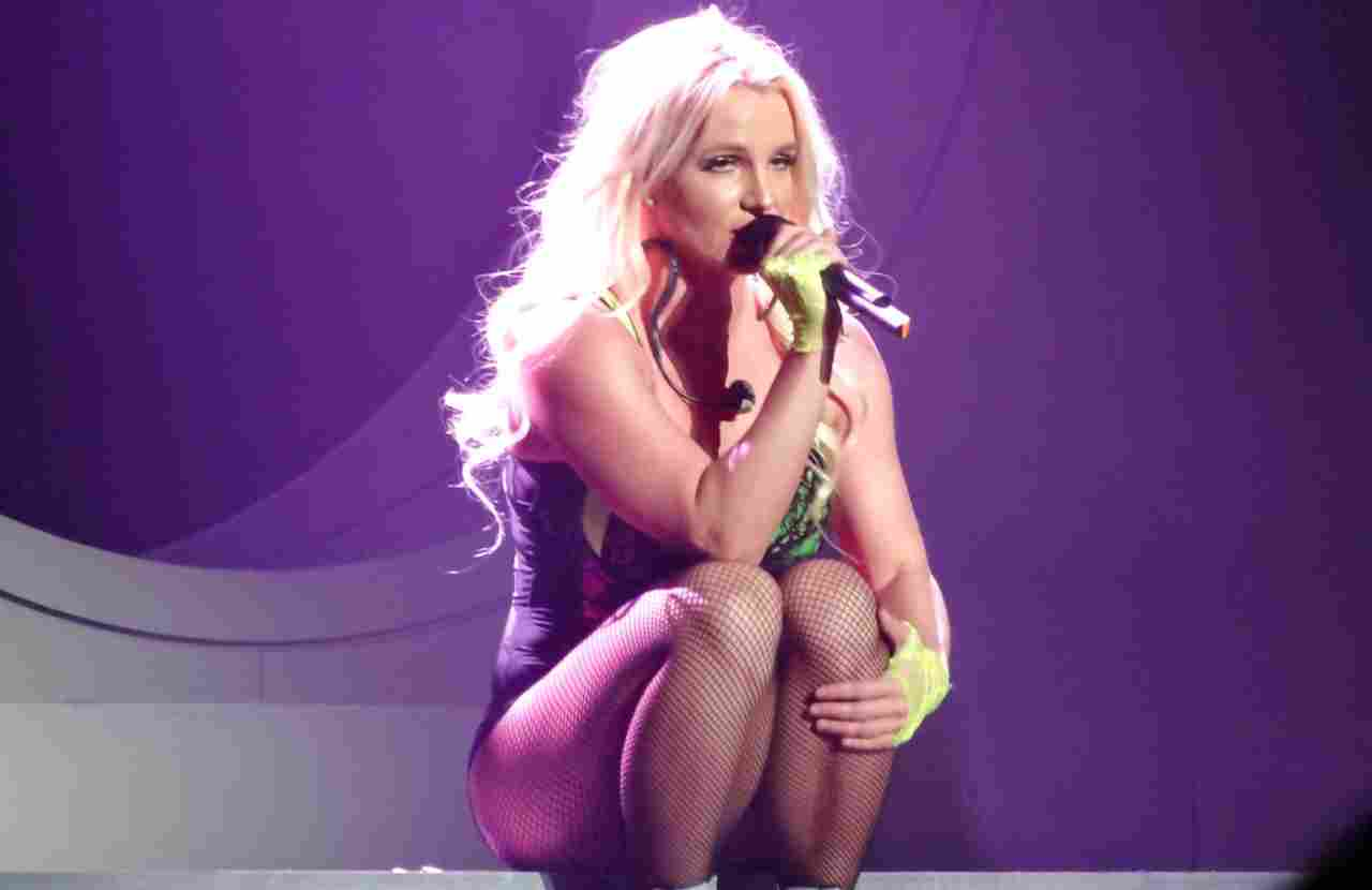 Padre Britney Spears
