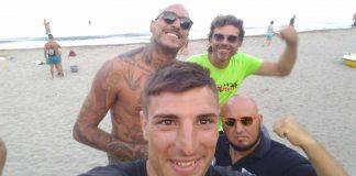 Gianmarco Pozzi kickboxing