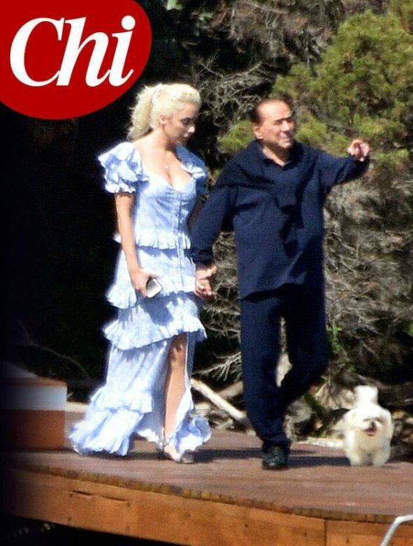Berlusconi Fascina Chi settimanale