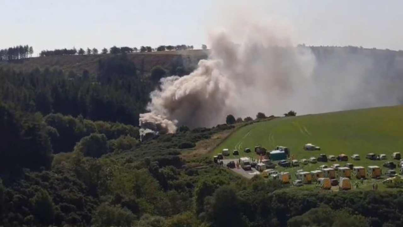 Incidente treno Stoneheaven Sturgeon