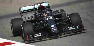 Formula 1 Belgio Hamilton