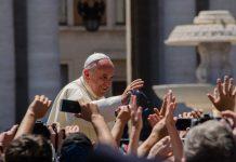 Papa Francesco sesso e cibo