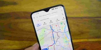Lavoro Google Maps