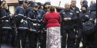 Polizia arresti Casamonica Spada