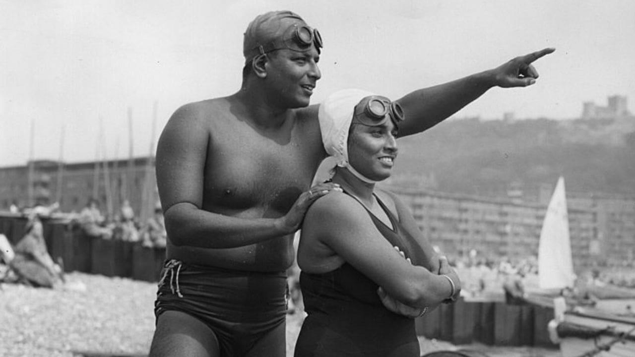 Arati Saha e Bimal Chandra
