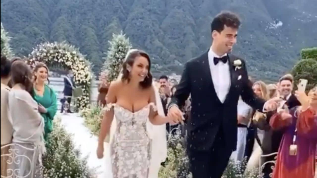 Il matrimonio di Elettra Lamborghini