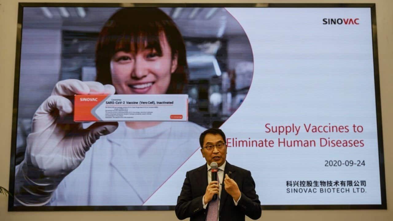 Vaccino cinese SinoVac