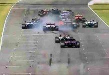 Formula 1 Mugello Hamilton