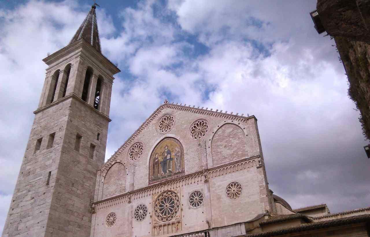 Reliquie Woytila Duomo Spoleto