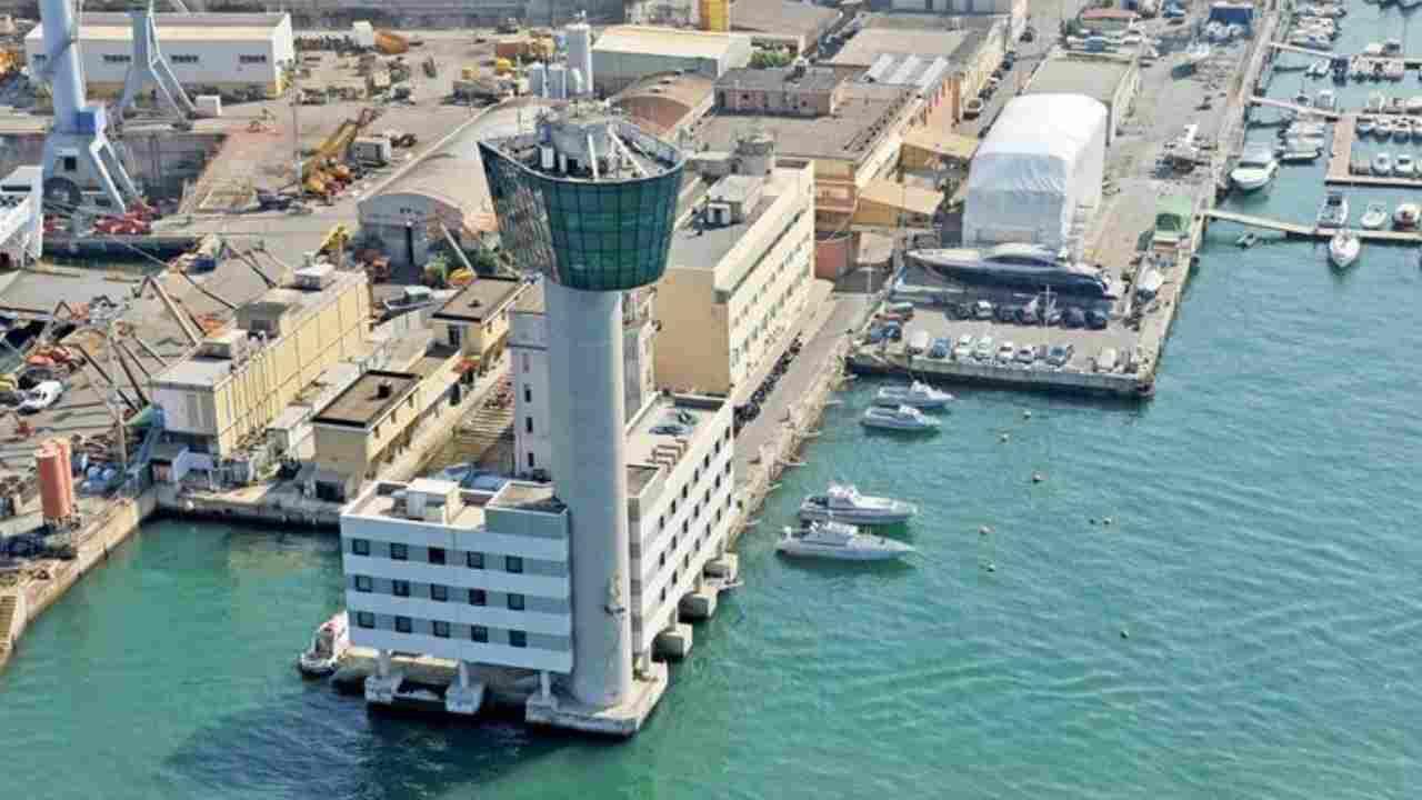 Torre Piloti Genova