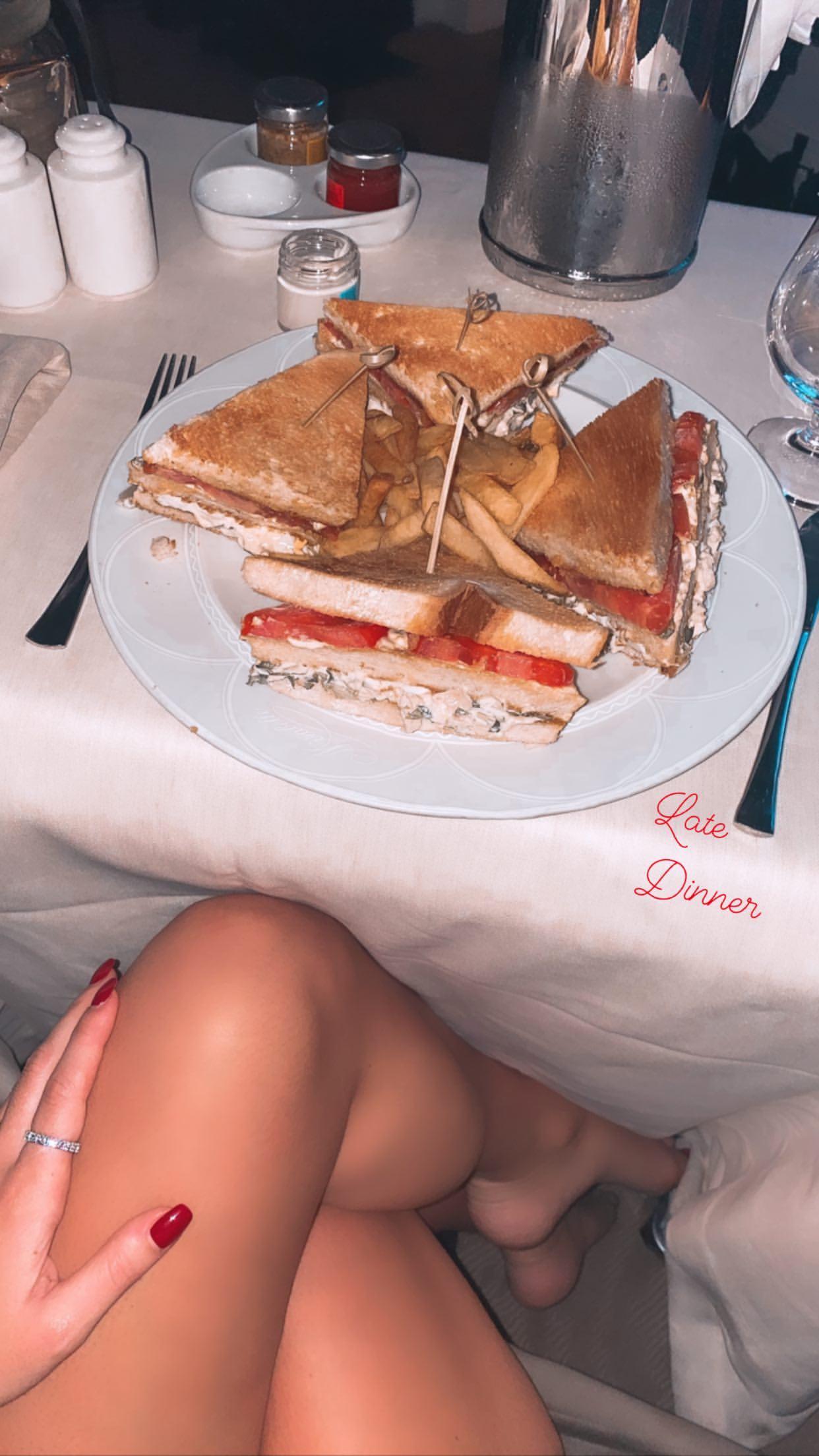 Gambe Diletta Leotta_Instagram