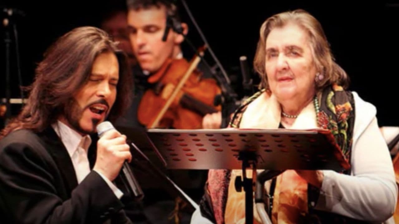 Alda Merini e Giovanni Nuti