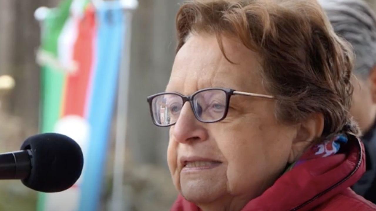 Carla Nespolo, presidente dell'Anpi