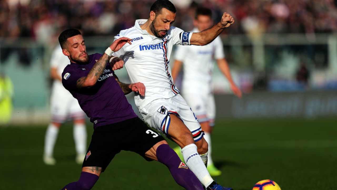 Fiorentina-Sampdoria