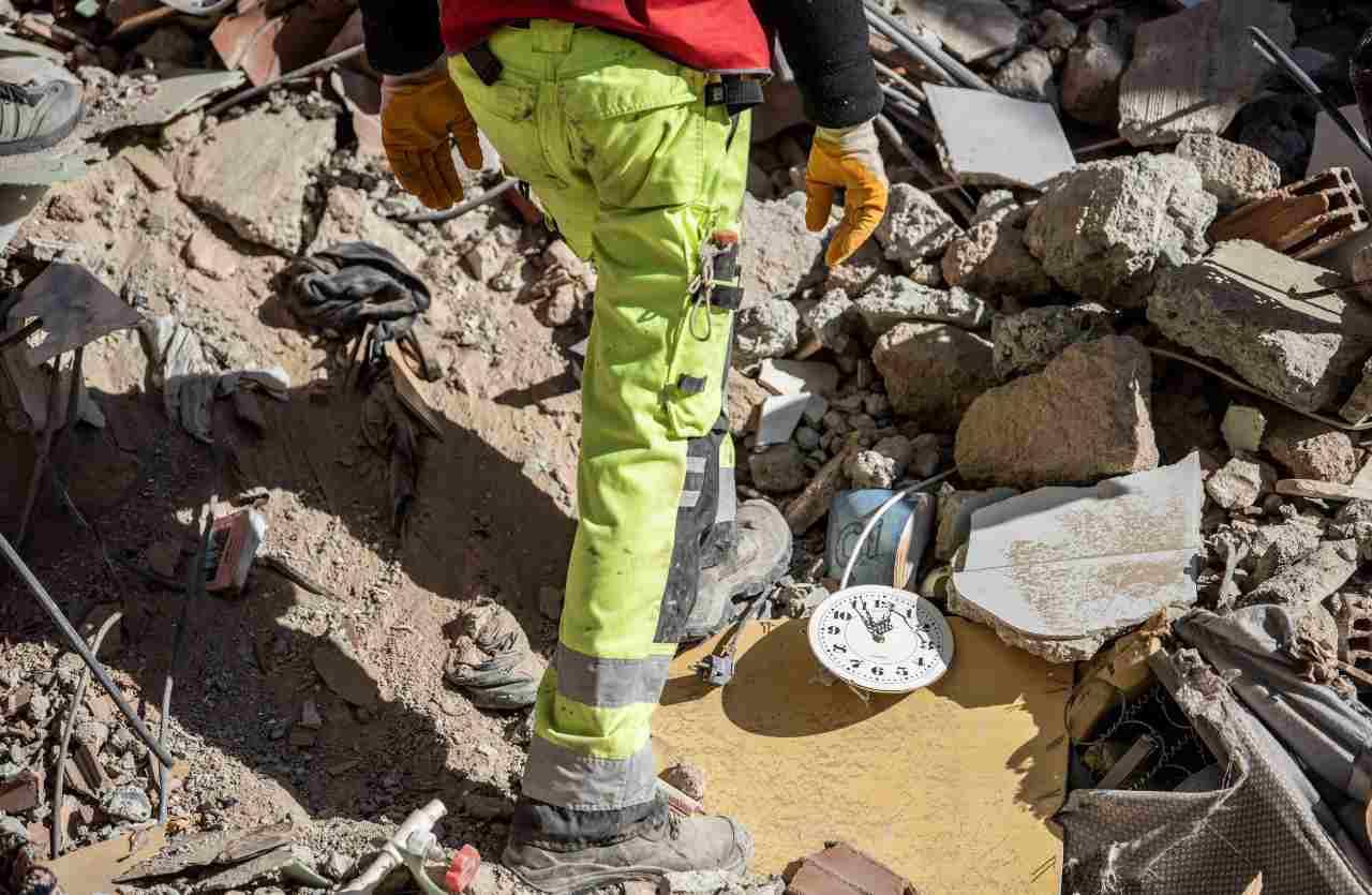 Terremoto Turchia Smirne