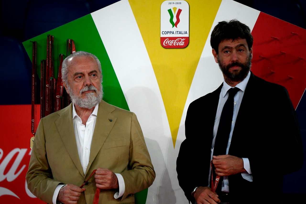 Juventus Napoli rinviata