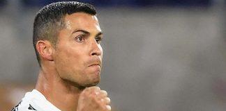 Ronaldo guarito coronavirus Covid