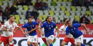 Polonia Italia Tabellino Highlights