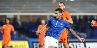 Italia Olanda Tabellino Highlights