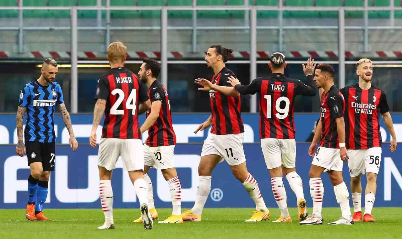 Inter Milan Tabellino Highlights