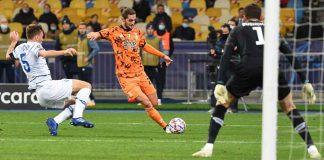 Dinamo Kiev-Juventus Highlights