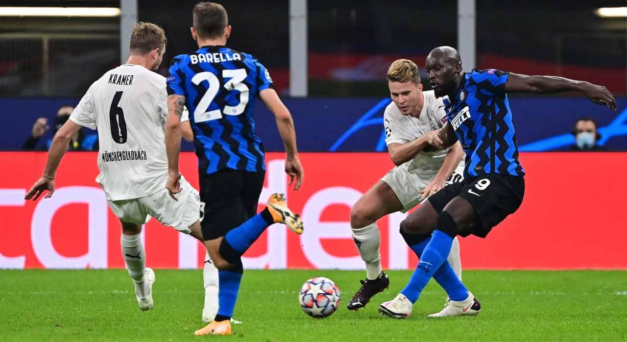 Inter Borussia Mönchengladbach Highlights