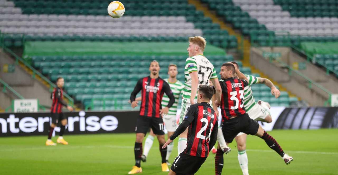 Celtic-Milan Highlights