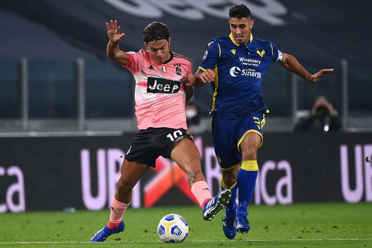 Juventus-Verona 1-1, Kulusevski risponde a Favilli: Tabellino ed Highlights