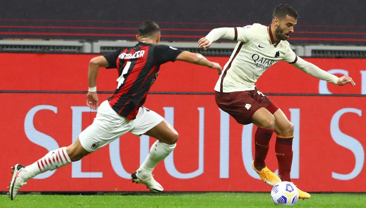Milan Roma Tabellino Highlights