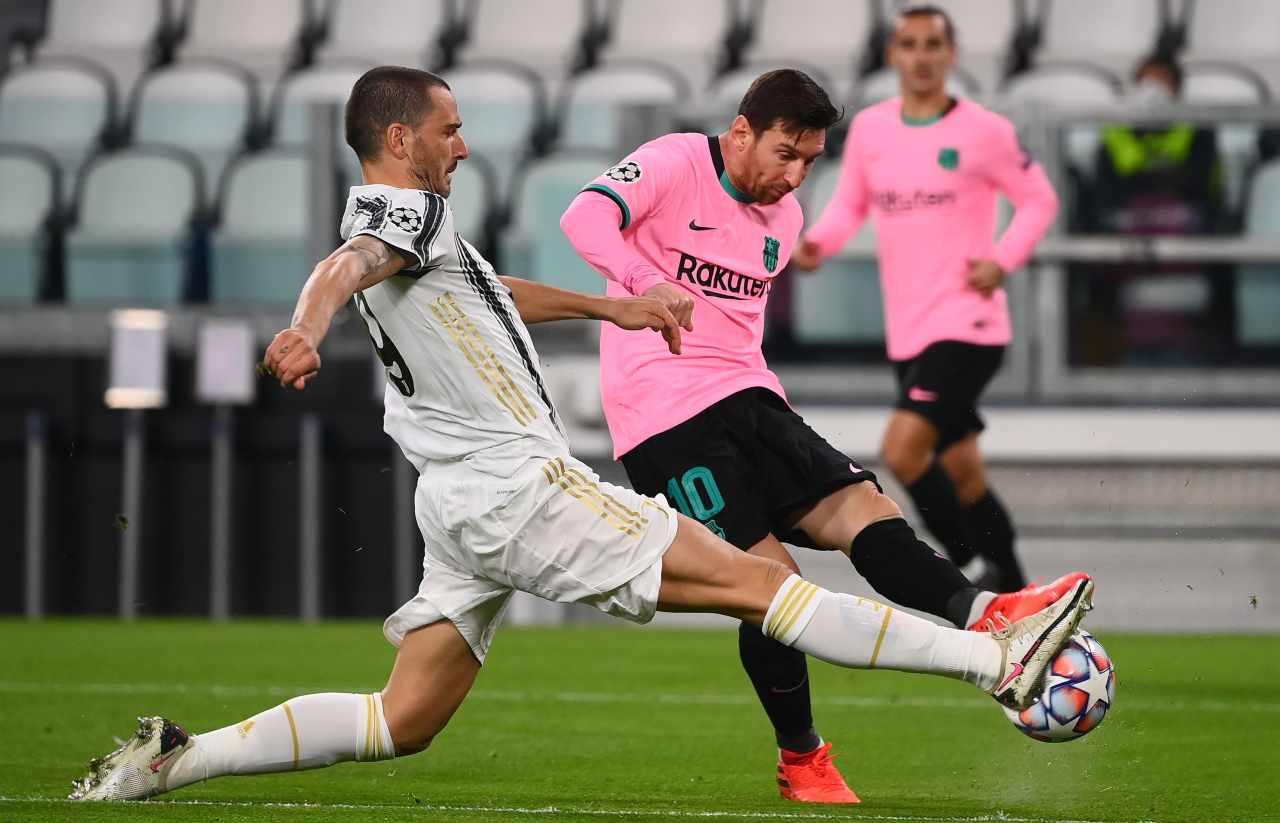 Juventus Barcellona Tabellino Highlights