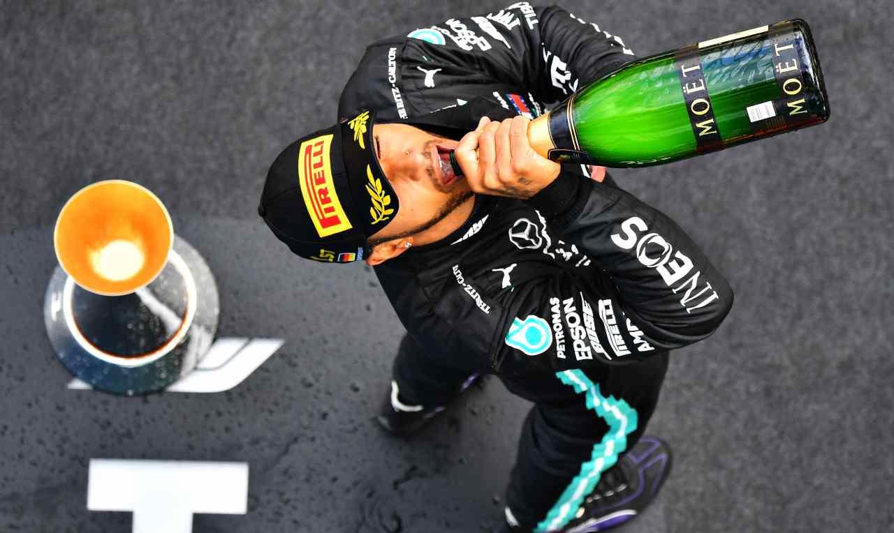 Formula 1 record Hamilton