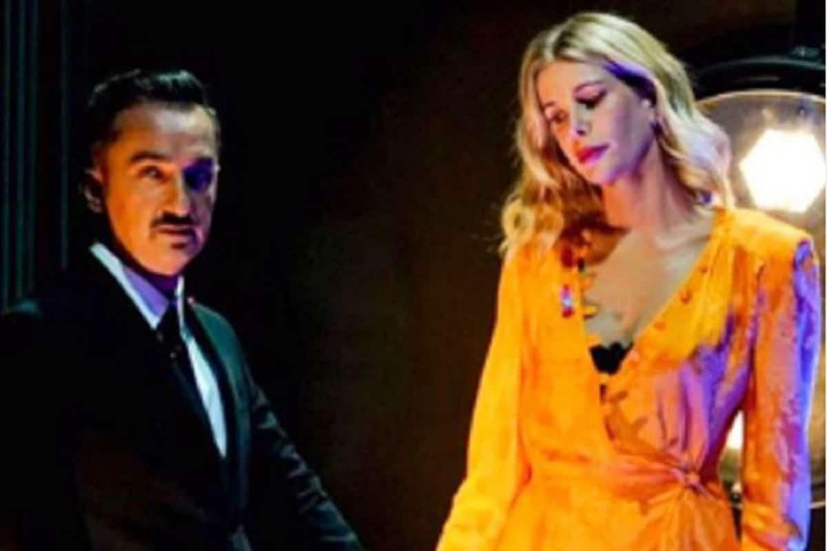 Alessia Marcuzzi positiva al Covid -
