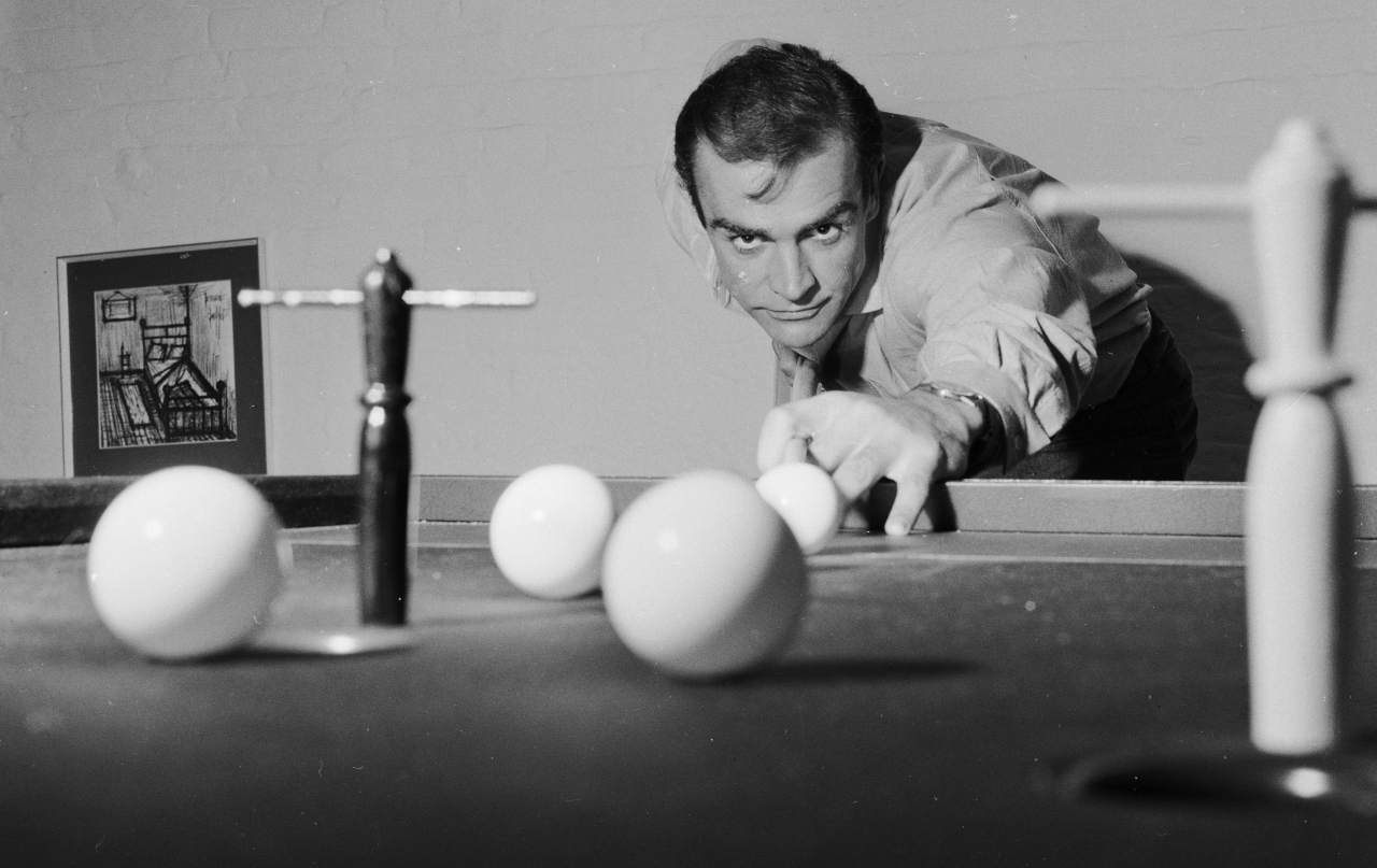 Morto Connery James Bond