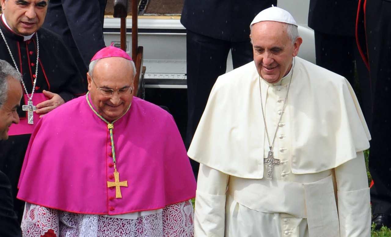 Coronavirus morto vescovo D'Alise