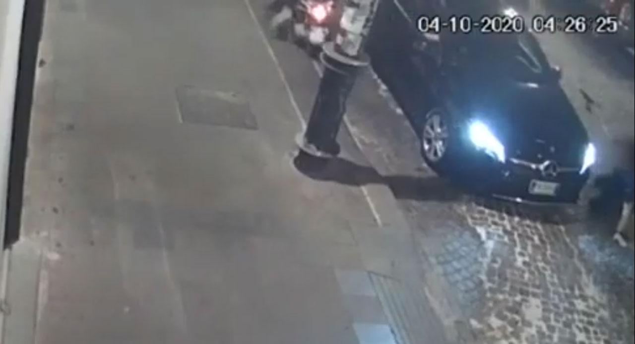 Napoli indagato agente Polizia