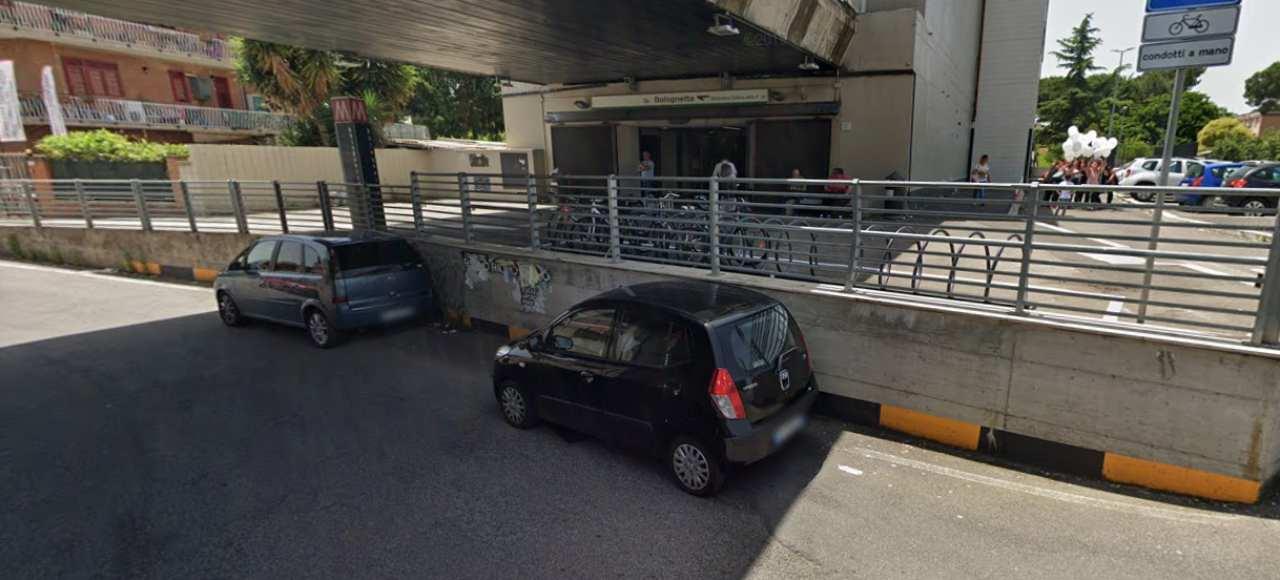 Roma incidente Metro Bolognetta