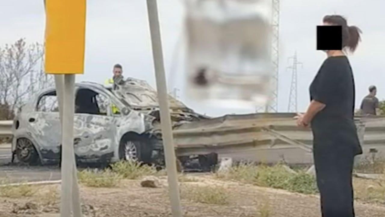 Incidente Lecce - Gallipoli