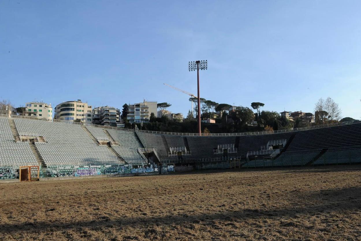 Stadio Roma ristrutturazione Flaminio
