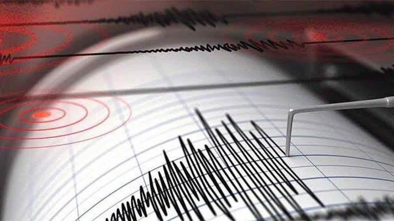 Terremoto, scossa di magnitudo 3.2 in provincia di Salerno