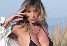 Sabrina Salerno bikini Instagram