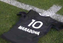 maglia maradona all blacks