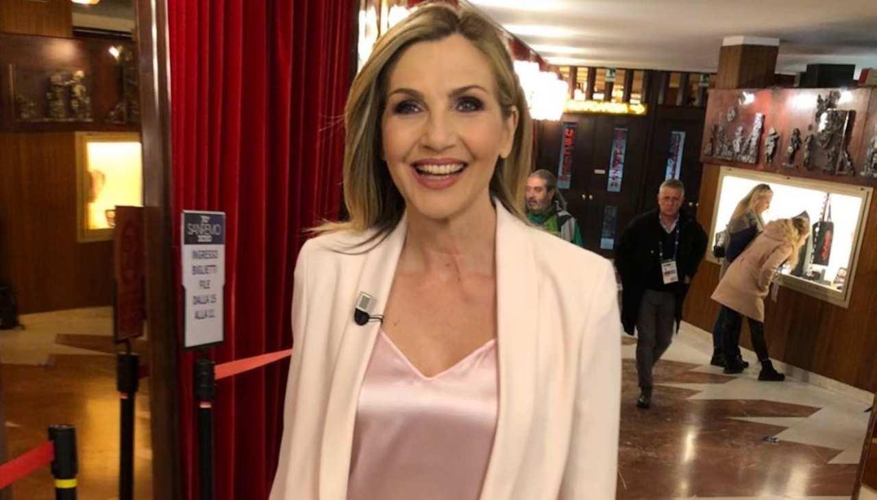 Lorella Cuccarini Amici 20