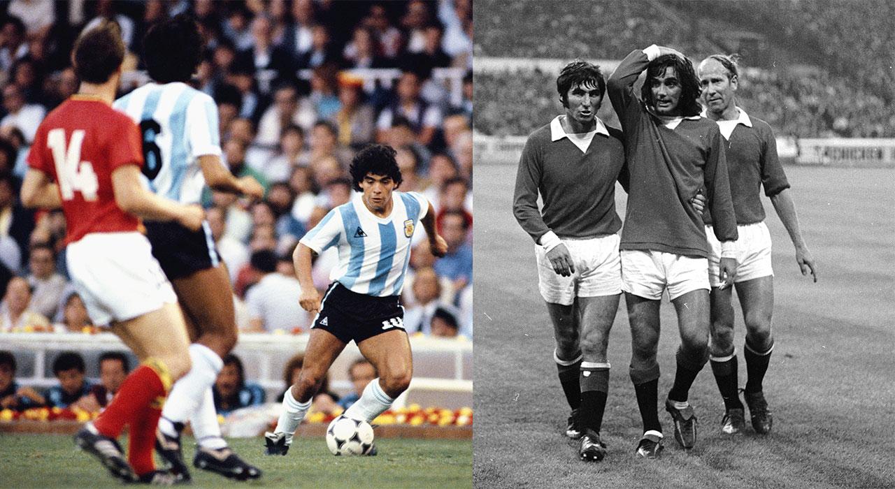 25 novembre Maradona Best