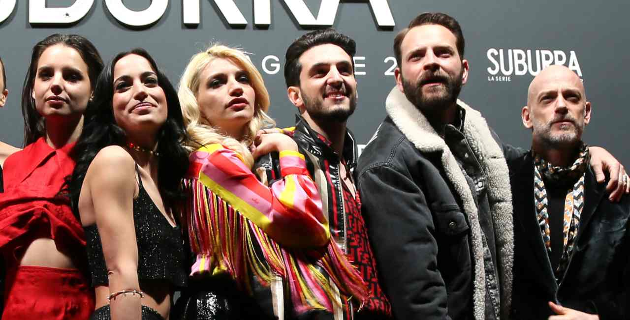 Spin-off Suburra