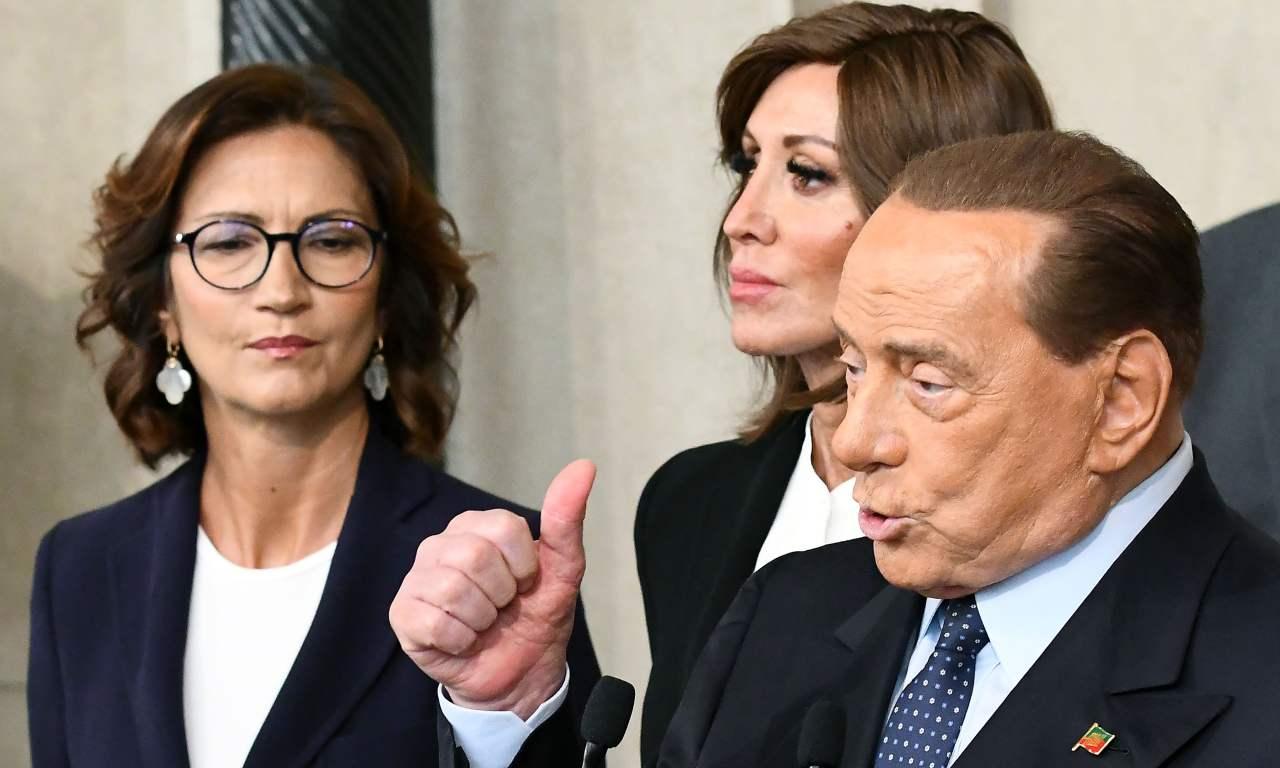 Deputati Forza Italia governo