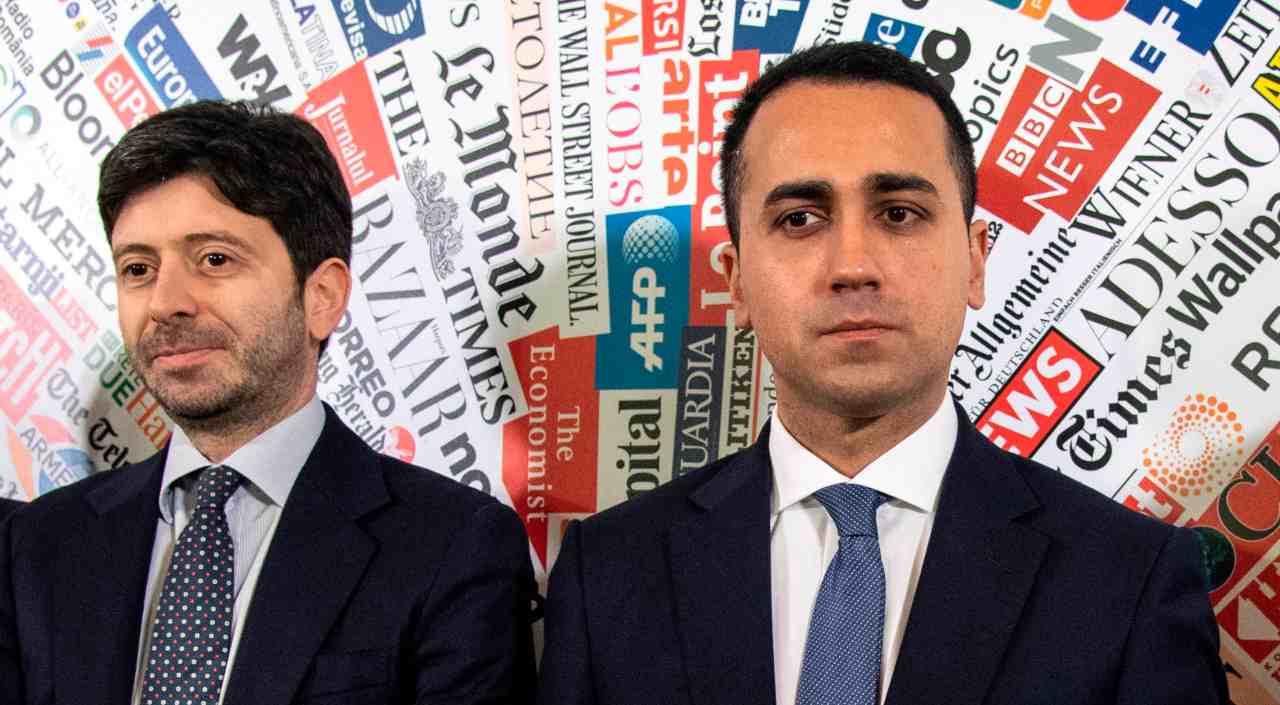 Calabria dimissioni Gaudio
