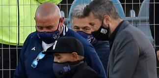 Maradona ricoverato depressione