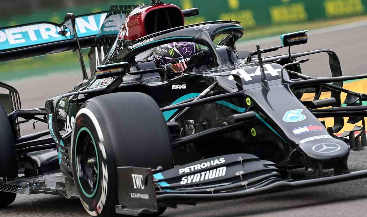 Formula 1 Imola Hamilton