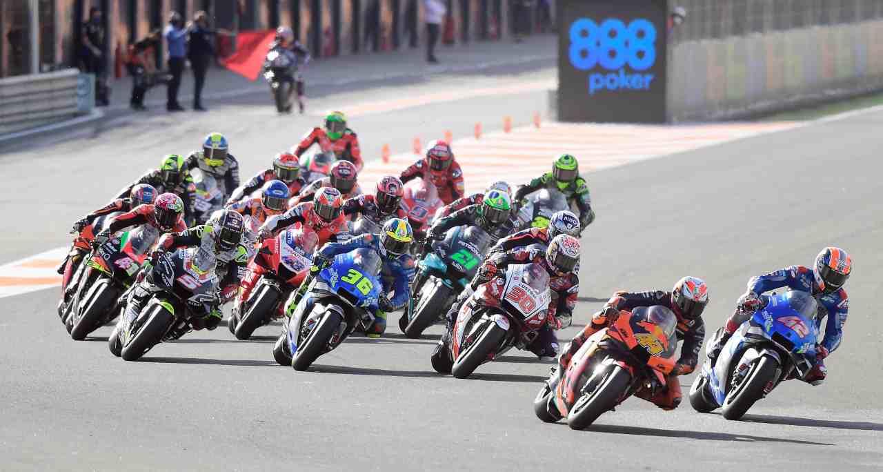 MotoGp Valencia Mir