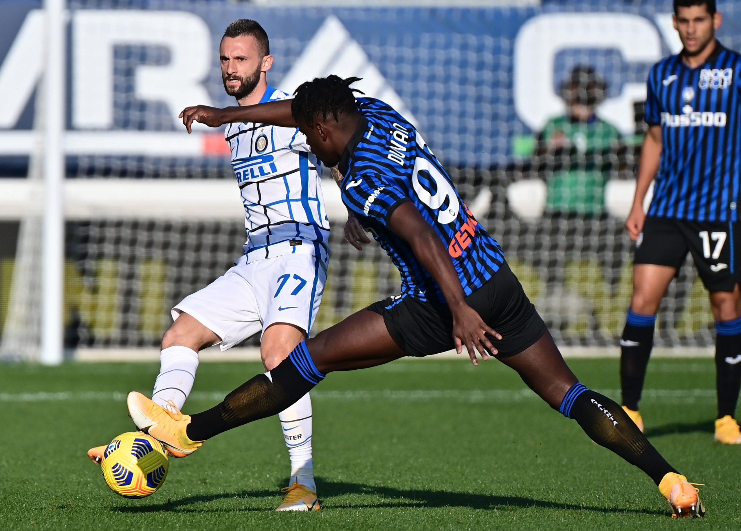 Atalanta Inter Tabellino Highlights